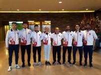 AVRUPA ŞAMPIYONASı - Kısa Mesafe Sürat Pateni Yarışlarında Milli Takım Sporcuları Bir Üst Tura Çıktı