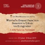 RESİM YARIŞMASI - Kültür Ve Turizm Bakanlığı Plastik Sanatlar Yarışmalarını Millî Mücadeleye İthaf Ediyor