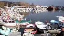 GÜNEŞLI - Marmara'da Lodos Etkisini Kaybetti