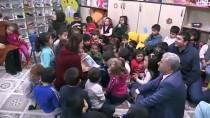 AHMET YESEVI - Nineler Ve Dedeler Okulda Masal Anlatıyor