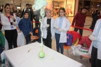 Öğrenciler Tasarımları İle Görenleri Şaşırttı