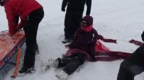 TAHKİKAT - (Özel) Uludağ'da JAK Timleri Kar Motoruyla Kurtardı