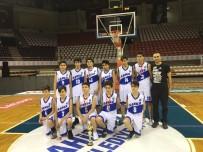 GÖLBAŞI - SANKO Okulları Yıldız Erkek Basketbol Takımı İl İkincisi Oldu