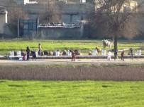 Sınır Hattında Mısır Mesaisi