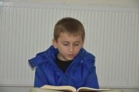 Tosya'da 10 Yaşındaki Bir Öğrenci Bir Yılda Hafız Oldu