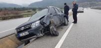 Tosya Trafik Kazası Açıklaması 1 Yaralı
