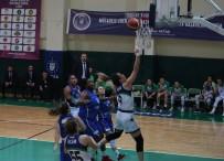KADIN BASKETBOL TAKIMI - Türkiye Kadınlar Basketbol Ligi Açıklaması Bursa Büyükşehir Belediyespor Açıklaması 67 - A Koleji Açıklaması 45