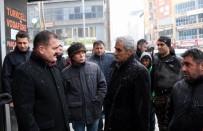 Vatandaşlar Vali'ye Yüksek Elektrik Faturalarını Sordu
