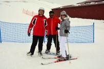Vatandaşlardan Çambaşı Kayak Merkezi'ne Büyük İlgi