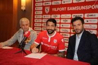 DARMSTADT - Yılport Samsunspor, Darmstadt 98'Den, Aytaç Sulu İle 1.5 Yıllık Sözleşme İmzaladı