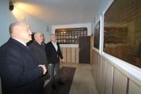 Ak Parti MKYK Üyesi Ve İstanbul Milletvekili Kaya'dan Başkan Memiş'e Ziyaret