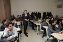 İMAM HATİP ORTAOKULU - AK Parti'nin Zeytinburnu Adayı Ömer Arısoy'dan Öğrencilere Kitap Tavsiyesi
