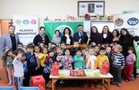 MAHMUTLAR - Alanya'nın En Küçük Çevreci Okulu