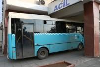 MIDE BULANTıSı - Ambulans Değil Halk Otobüsü