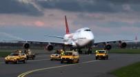 KÜTÜPHANE - Amsterdam Otobanı Dev Jumbo Jetin Geçişi İçin Hazırlanacak