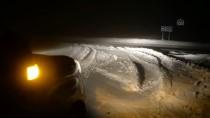 Ardahan'da Sis Ve Buzlanma Ulaşımı Aksatıyor