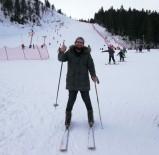 Artvin Atabarı Kayak Merkezi Haftasonu Doldu Taştı