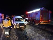 ÖMER HALİSDEMİR - Askere Gidecek Genç Kazada Hayatını Kaybetti