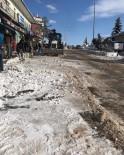 Aydıntepe Belediyesinden Kar Mesaisi