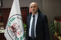 Baro Başkanı Yentür;'Elazığspor'un Bütün Dosyalarını Üstlenmeye Hazırız'