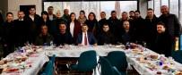 BÜLENT ECEVIT - Başkan Akın Projelerini Açıkladı