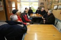 SOSYAL DEMOKRAT - Başkan Kazım Kurt, Orhangazi Sakinlerinin İstek Ve Şikâyetlerini Dinledi
