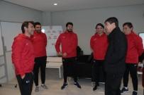 MENDERES TÜREL - Başkan Türel, Antalyaspor'u Ziyaret Etti