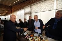 İLETIŞIM - Başkan Yaşar, Basın Mensupları İle Buluştu