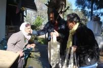 NAYLON POŞET - Bez Torba Dikti, Kapı Kapı Dolaşıp Dağıttı