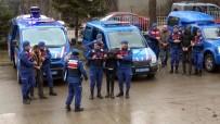 Bolu'da Hırsızlık Şüphelileri Adliyeye Sevk Edildi