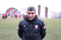 SAIT KARAFıRTıNALAR - Boluspor, Galatasaray Maçı Hazırlıklarını Tamamladı