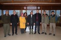 DOĞALGAZ - Bursa Milletvekillerinden Uludağ'daki Yatırım Ve Projelere Yerinde Takip