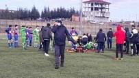 AMATÖR KÜME - Dili Boğazına Kaçan Futbolcuyu Takım Arkadaşı Hayata Döndürdü