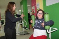 Down Sendromlu Aslı'nın Sporla Hayatı Değişti