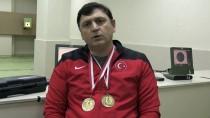 AVRUPA ŞAMPIYONASı - Engelli Milli Atıcının 'Çifte Rekor' Sevinci