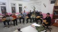 AŞIK VEYSEL - Erdek Halk Eğitim'den 'Bağlama' Kursu