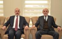 FEVZI KıLıÇ - Erenler Belediye Başkan Adayı Kılıç'tan, Başkan Öztürk'e Ziyaret