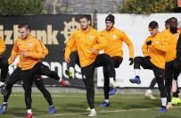 YOUNES BELHANDA - Galatasaray'da Kupa Hazırlıkları Tamamlandı