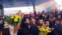 BOLUSPOR - Galatasaray Kafilesi, Bolu'da
