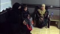 Hatay'ta Taşkında Mahsur Kalan Suriyeli Aile Kurtarıldı