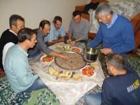 AVCILIK - Hisarcıklı Avcılar Tavşan Avı Sezonunu Tirit Ziyafetiyle Kapattılar