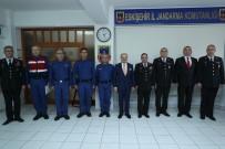 ESKİŞEHİR VALİSİ - İl Jandarma Komutanlığından 2018 Yılı Değerlendirme Toplantısı
