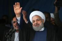 İRAN CUMHURBAŞKANı - İran Cumhurbaşkanı Ruhani Açıklaması 'Düşmandan Korkmuyoruz, Sorunları Aşacağız'