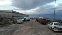 YENIKÖY - İzmir'de Fabrikada Kazan Patladı Açıklaması 1 Ölü, 3 Yaralı