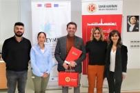 İLETİŞİM FAKÜLTESİ - İzmir Kavram MYO'da SEYMM Projesi Anlatıldı