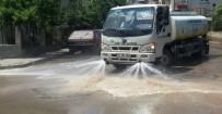 SEMT PAZARI - İzmit'in Cadde Ve Sokakları Sürekli Temizleniyor