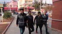 GÜVENLİK KAMERASI - Kahramanmaraş'ta Hırsızlık Operasyonu