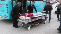 Kahramanmaraş'ta Otobüslerde Fenalaşan İki Yolcuyu Şoförler Hastaneye Yetiştirdi