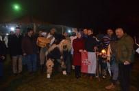 Kalandar Trabzon'da Kutlandı