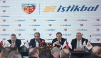 MEMDUH BÜYÜKKıLıÇ - Kayserispor'a İsim Sponsoru